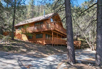 1523 Lassen Way, Pine Mtn Club, CA 93222 - MLS#: SR18106768
