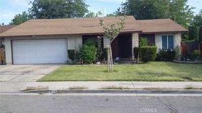614 Curve Circle, Lancaster, CA 93535 - MLS#: SR18106852