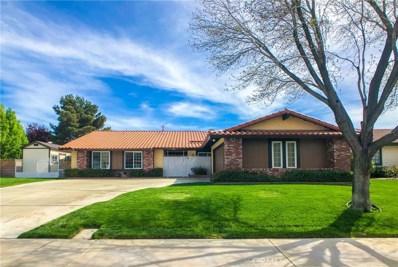 2818 Gus Court, Lancaster, CA 93536 - MLS#: SR18107001