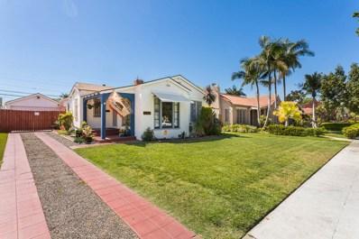 2021 Eucalyptus Avenue, Long Beach, CA 90806 - MLS#: SR18107056