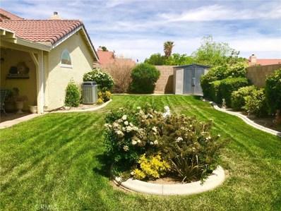 1132 Holloway Avenue, Rosamond, CA 93560 - MLS#: SR18107175