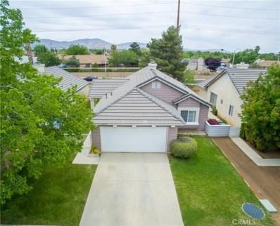 37727 Nantucket Drive, Palmdale, CA 93550 - MLS#: SR18107720