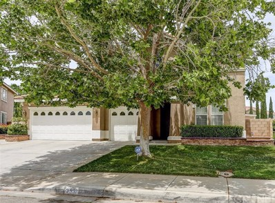 3533 Falls Court, Palmdale, CA 93551 - MLS#: SR18108144