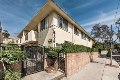 4881 Cleon Avenue UNIT 3, North Hollywood, CA 91601 - MLS#: SR18108995