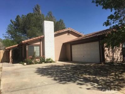 37742 Echo Mountain Road, Palmdale, CA 93552 - MLS#: SR18109123