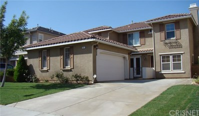 2815 Similax Court, Palmdale, CA 93551 - MLS#: SR18109371