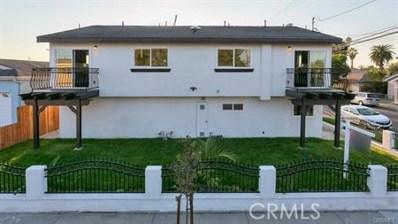1875 Lemon Avenue, Long Beach, CA 90806 - MLS#: SR18109498