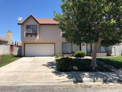 3167 Dearborn Avenue, Palmdale, CA 93551 - MLS#: SR18109530