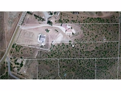 0 Vac\/Escondido Cyn\/Vic Purita, Acton, CA 93510 - MLS#: SR18109768
