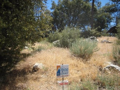 2312 Alpen Court, Pine Mtn Club, CA 93222 - MLS#: SR18110369
