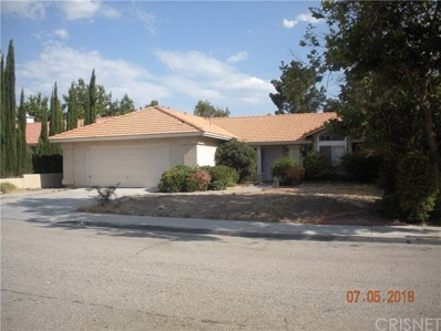 1316 Hockney Court, Palmdale, CA 93550 - MLS#: SR18110714