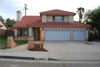 38627 S Desert Flower Drive S, Palmdale, CA 93551 - MLS#: SR18111084