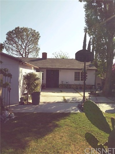 13207 Herrick Avenue, Sylmar, CA 91342 - MLS#: SR18111665