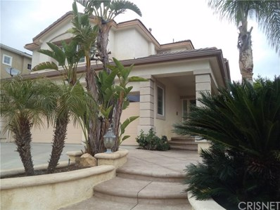 20633 Bergamo Way, Porter Ranch, CA 91326 - MLS#: SR18111842