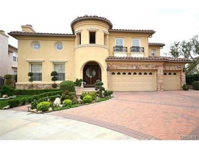 20288 Via Medici, Porter Ranch, CA 91326 - MLS#: SR18112418