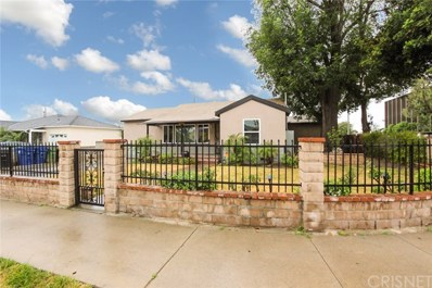 10033 Ilex Avenue, Pacoima, CA 91331 - MLS#: SR18113950