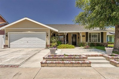19631 Fairweather Street, Canyon Country, CA 91351 - MLS#: SR18114991