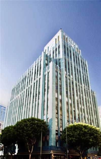 849 S Broadway UNIT 1PH, Los Angeles, CA 90014 - MLS#: SR18115074