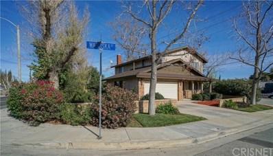 24131 Wabuska Street, Newhall, CA 91321 - MLS#: SR18115415
