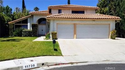 11730 Sierra Morena Court, Porter Ranch, CA 91326 - MLS#: SR18115622