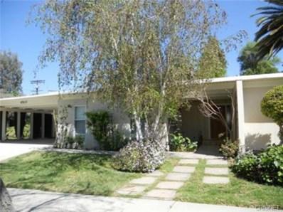 4500 S Stark Avenue, Woodland Hills, CA 91364 - MLS#: SR18116213