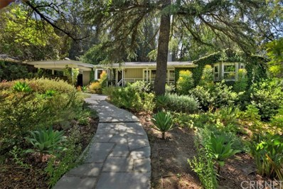 3651 Woodhill Canyon Road, Studio City, CA 91604 - MLS#: SR18116910