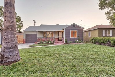 6927 Quakertown Avenue, Winnetka, CA 91306 - MLS#: SR18117494