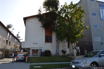 8419 Orion Avenue UNIT 1, North Hills, CA 91343 - MLS#: SR18117652