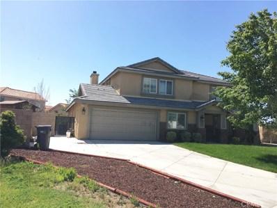 37656 Del Mar Street, Palmdale, CA 93552 - MLS#: SR18117717