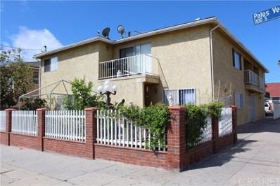 1101 S Palos Verdes Street, San Pedro, CA 90731 - MLS#: SR18118161