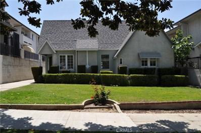 614 E Magnolia Boulevard, Burbank, CA 91501 - MLS#: SR18118260
