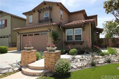 26599 Millhouse Drive, Saugus, CA 91350 - MLS#: SR18118386
