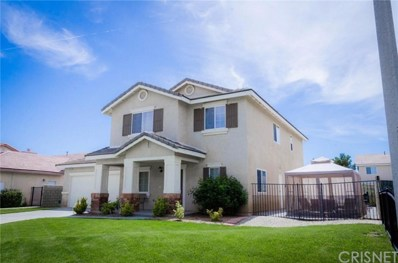3122 Kachina Court, Lancaster, CA 93535 - MLS#: SR18119043