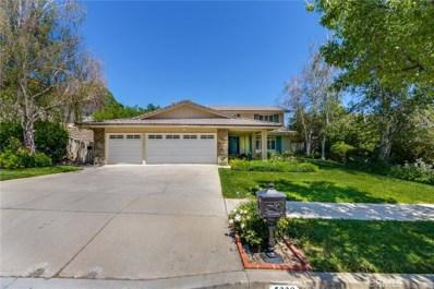 5338 Ambridge Drive, Calabasas, CA 91301 - MLS#: SR18119171