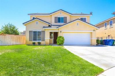 43878 Marbella Street, Lancaster, CA 93536 - MLS#: SR18119634