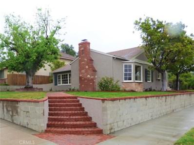 500 E Fairmount Road, Burbank, CA 91501 - MLS#: SR18119680