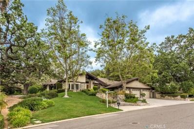 1591 Upper Ranch Road, Westlake Village, CA 91362 - MLS#: SR18120205