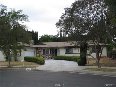 9901 Donna Avenue, Northridge, CA 91324 - MLS#: SR18120386