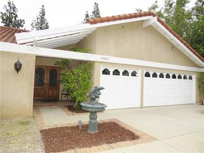 19821 Hiawatha Street, Chatsworth, CA 91311 - MLS#: SR18120823