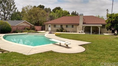 10000 Wilbur Avenue, Northridge, CA 91324 - MLS#: SR18120885