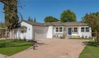 6200 Topeka Drive, Tarzana, CA 91335 - MLS#: SR18120896