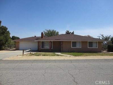 16454 Wells Fargo Avenue, Palmdale, CA 93591 - MLS#: SR18121838