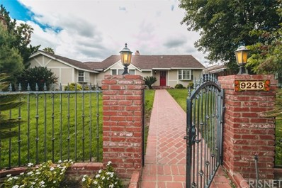 9245 Balcom Avenue, Northridge, CA 91325 - MLS#: SR18121878