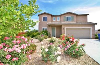 1134 Whispering Willow Street, Palmdale, CA 93550 - MLS#: SR18121940