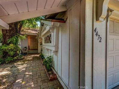 4472 Colbath Avenue, Sherman Oaks, CA 91423 - MLS#: SR18122360