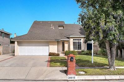 20615 Merridy Street, Chatsworth, CA 91311 - MLS#: SR18122695