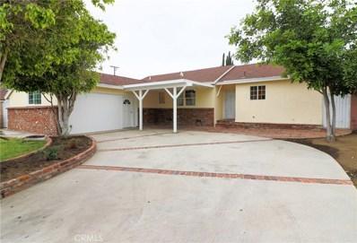 13769 Berg Street, Sylmar, CA 91342 - MLS#: SR18123075