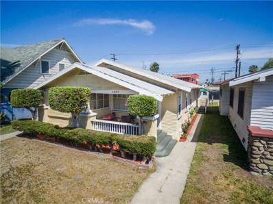 1551 W Vernon Avenue, Los Angeles, CA 90062 - MLS#: SR18123245