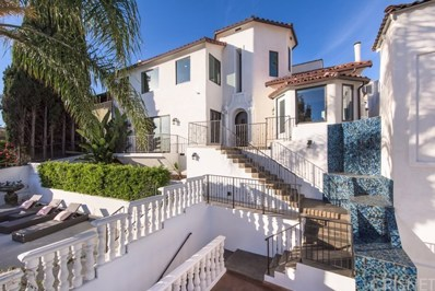 6221 Holly Mont Drive, Los Angeles, CA 90068 - MLS#: SR18123656