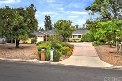 9000 Balcom Avenue, Sherwood Forest, CA 91325 - MLS#: SR18123768